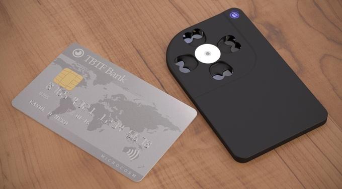 智能袖珍设备μPeek将智能手机变身高性能显微镜